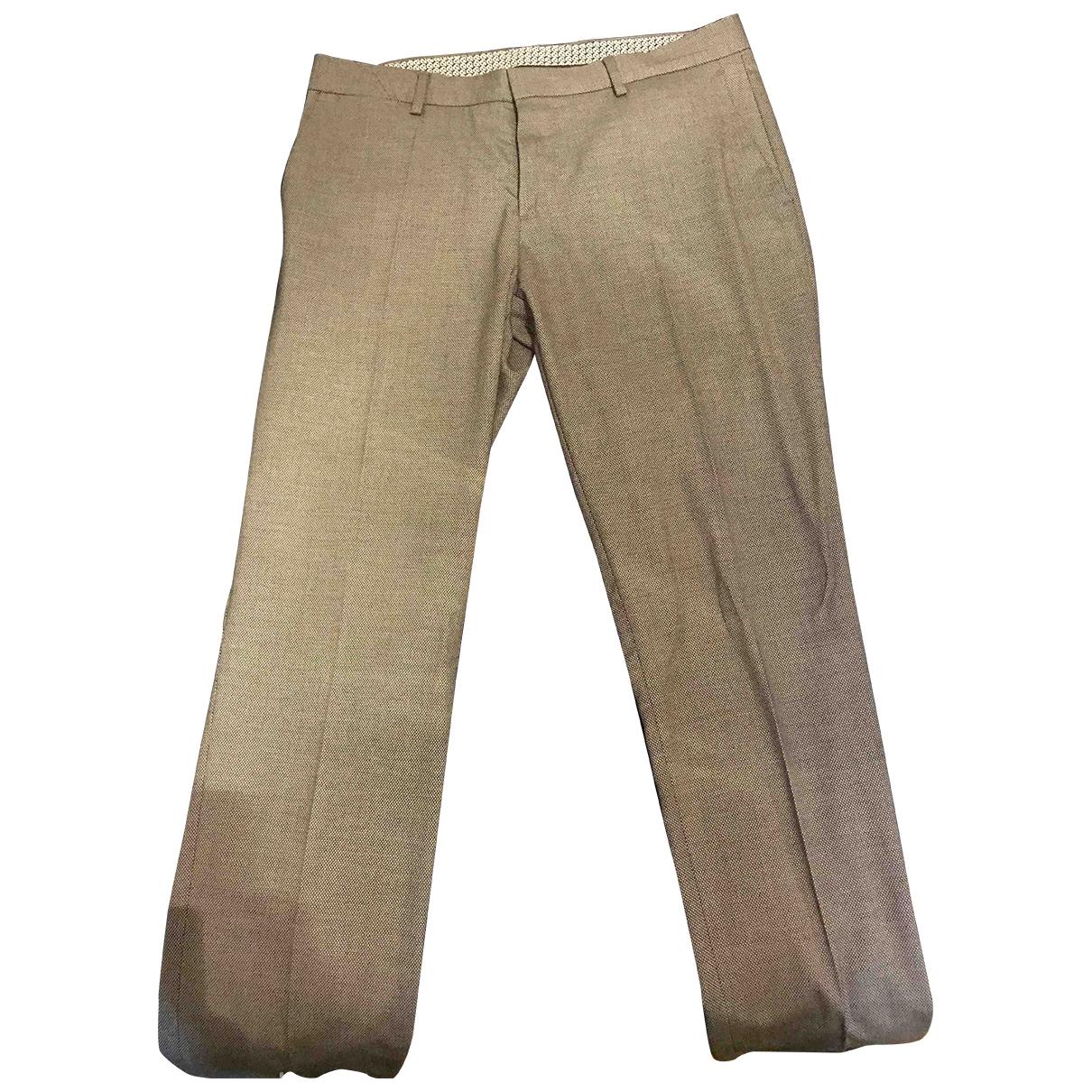 Zara \N Grey Trousers for Men 30 UK - US