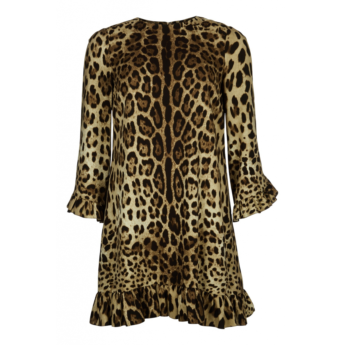 Dolce & Gabbana N Multicolour Silk dress for Women 12 UK