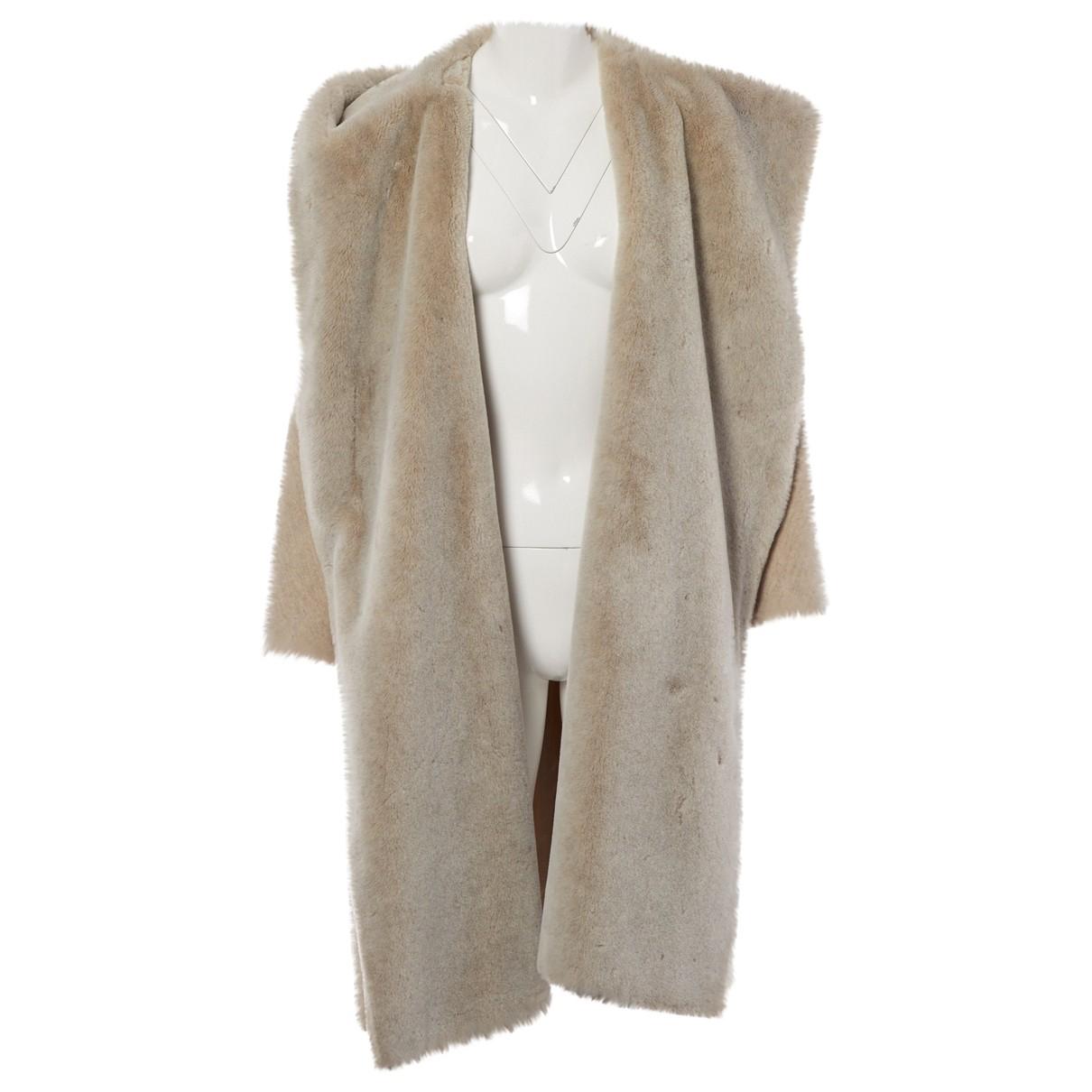 Nicole Farhi \N Grey Wool coat for Women 38 FR