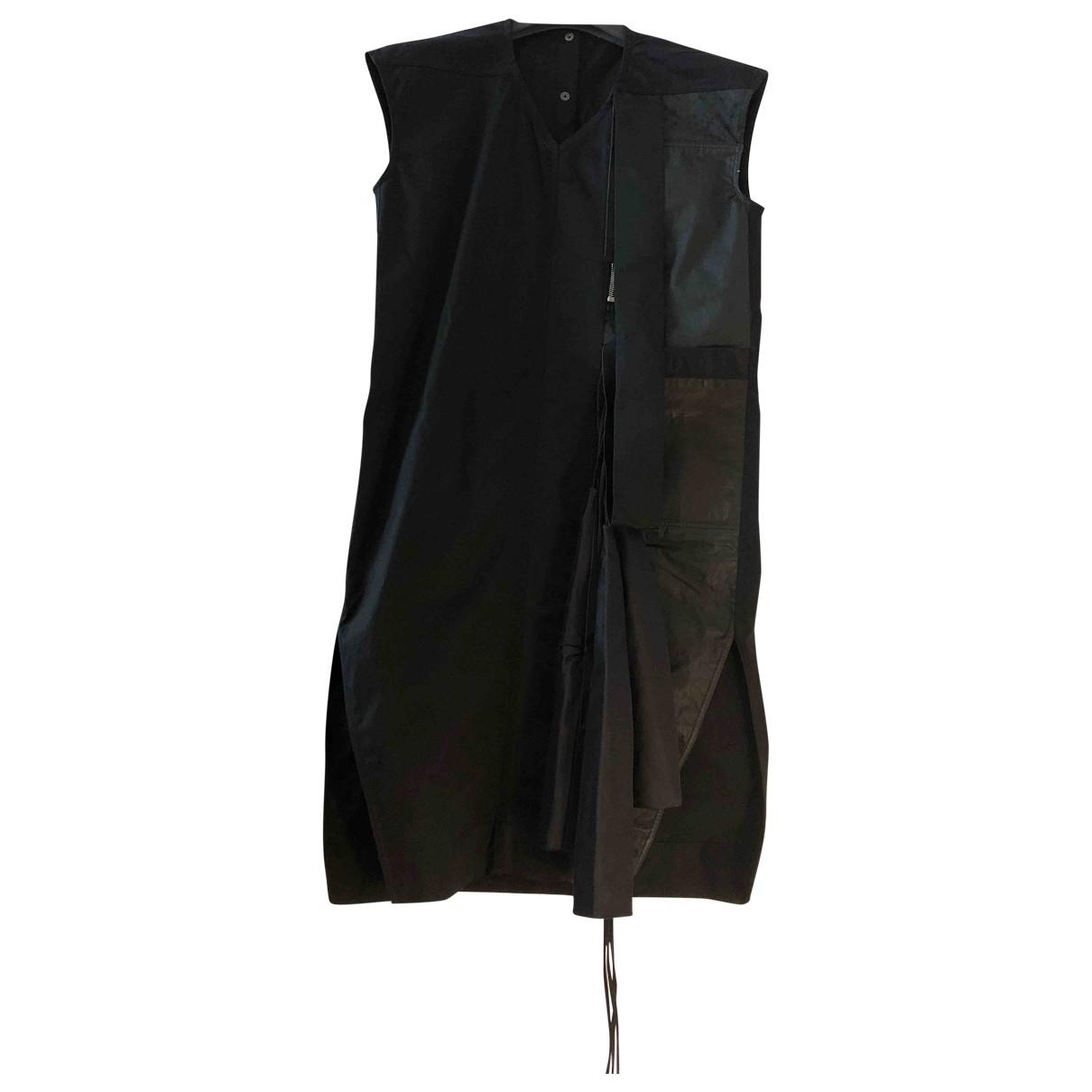 Mini vestido Rick Owens