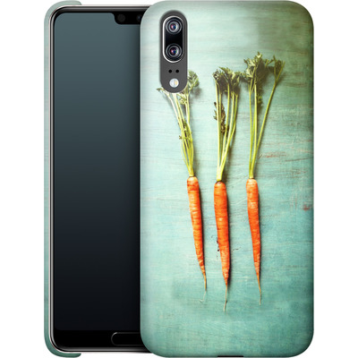 Huawei P20 Smartphone Huelle - Three Carrots von Joy StClaire