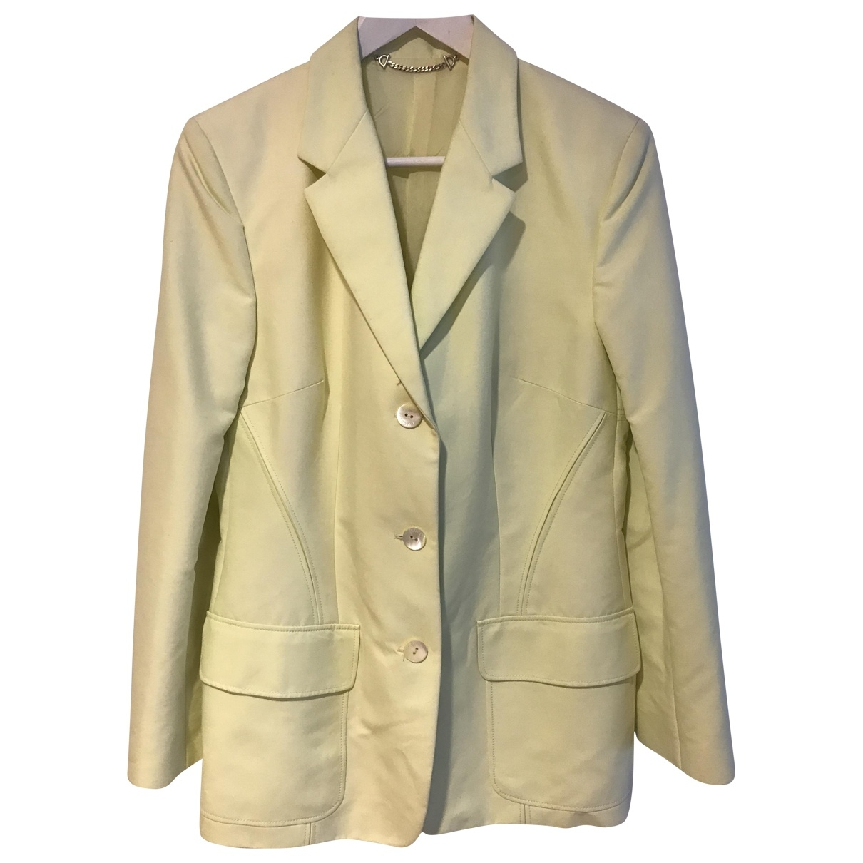 Gucci \N Cotton jacket for Women 46 IT