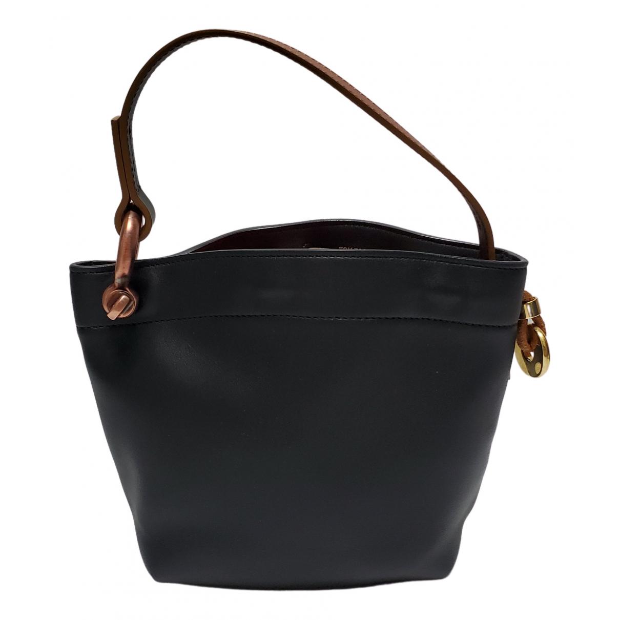 Tom Ford N Black Leather handbag for Women N