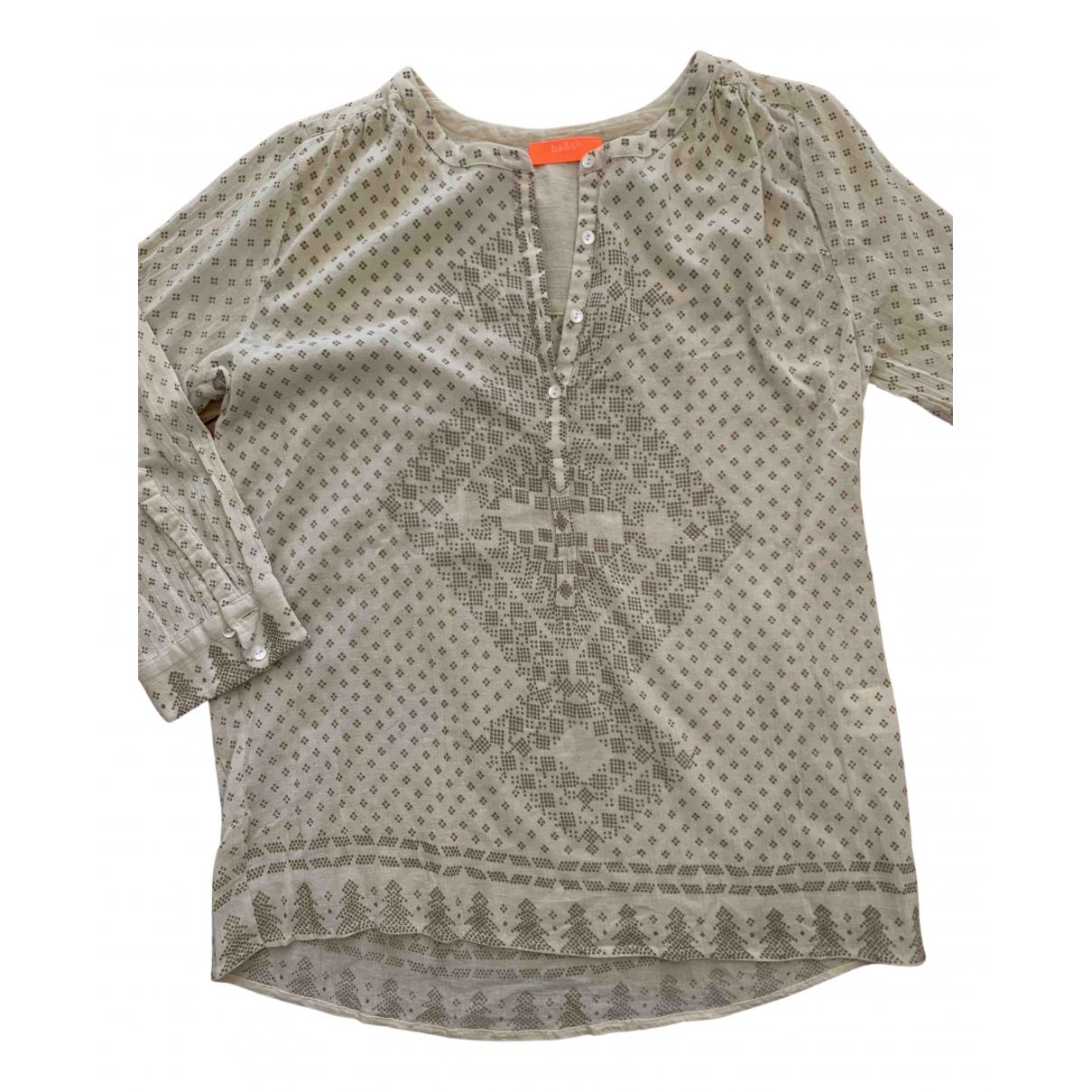 Ba&sh \N Beige Cotton  top for Women 38 FR
