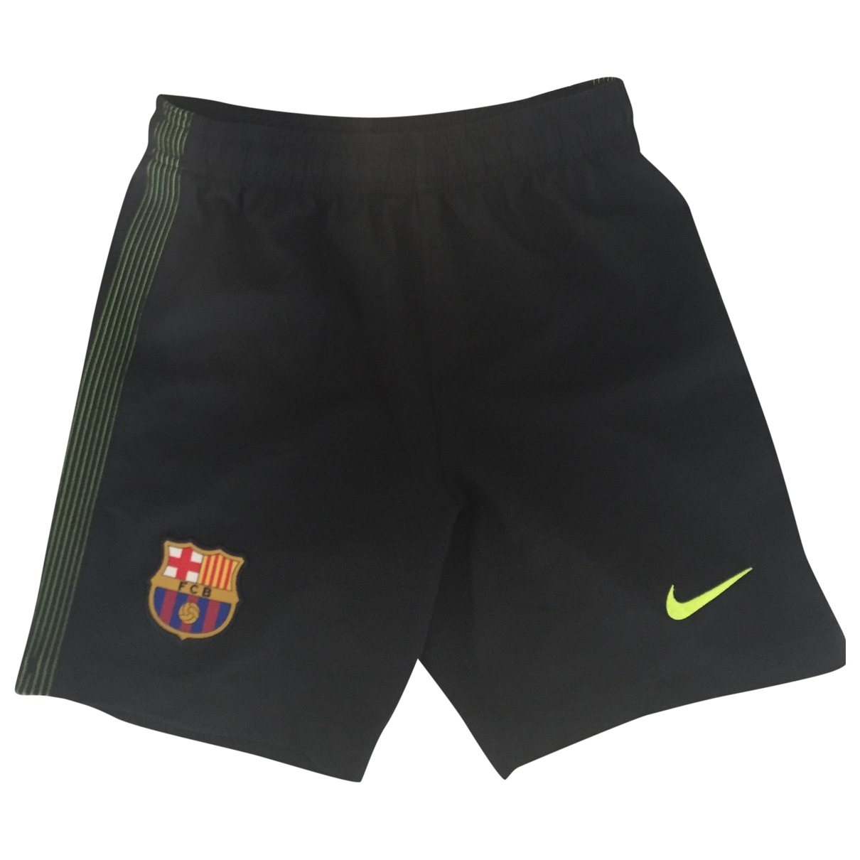 Nike - Short   pour enfant - noir