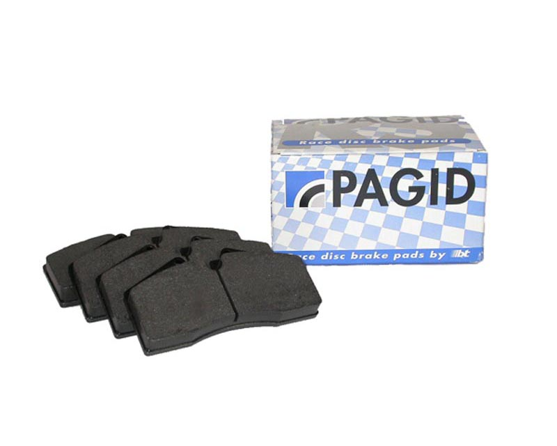 Pagid PAG-1158-RS14 RS 14 Black Rear Brake Pads Audi TT R32 04-06