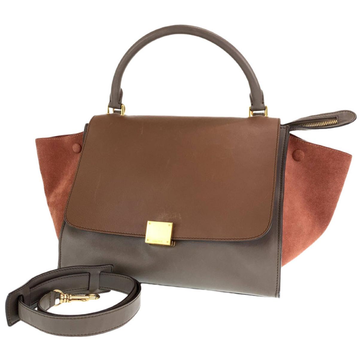 Gucci \N Handtasche in  Bunt Leder