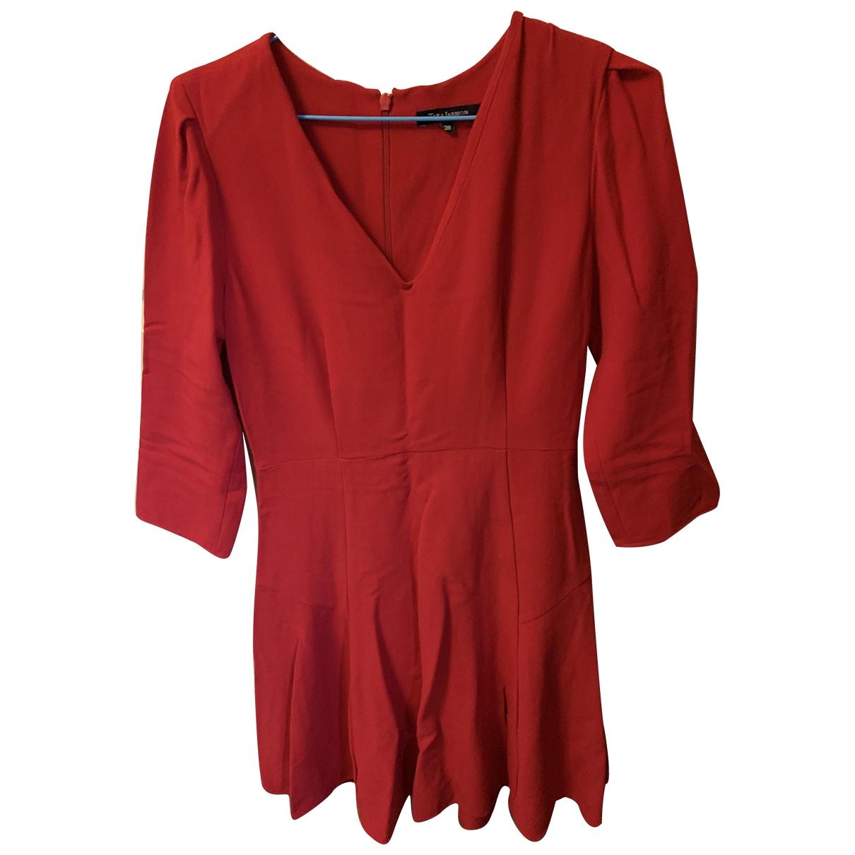 Mini vestido Tara Jarmon