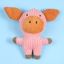 Hund Kauenspielzeug mit Schwein Design