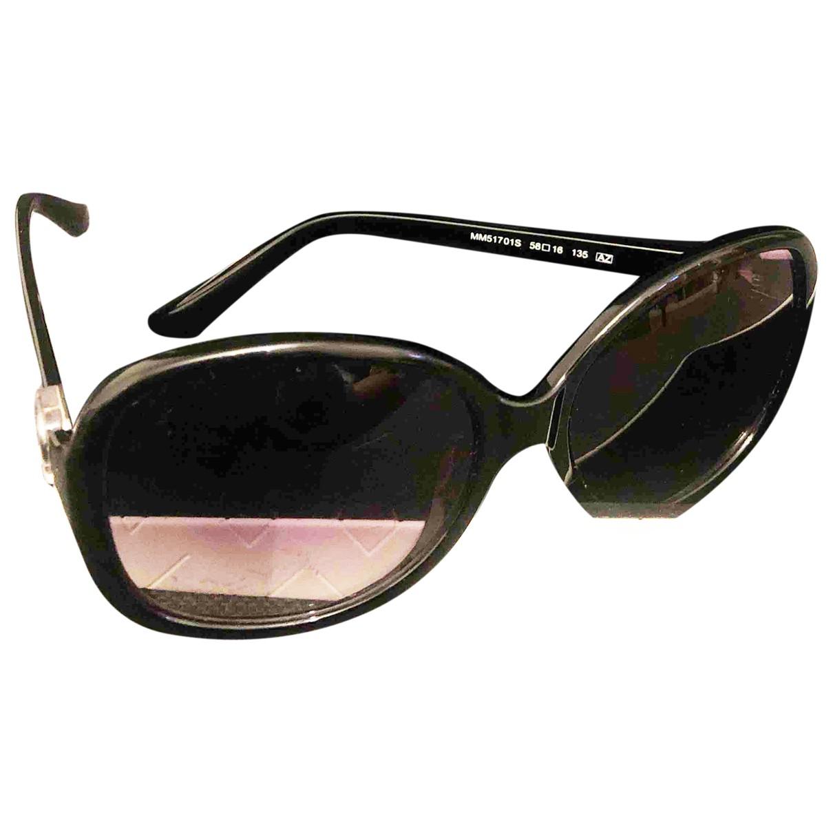 M Missoni N Black Sunglasses for Women N