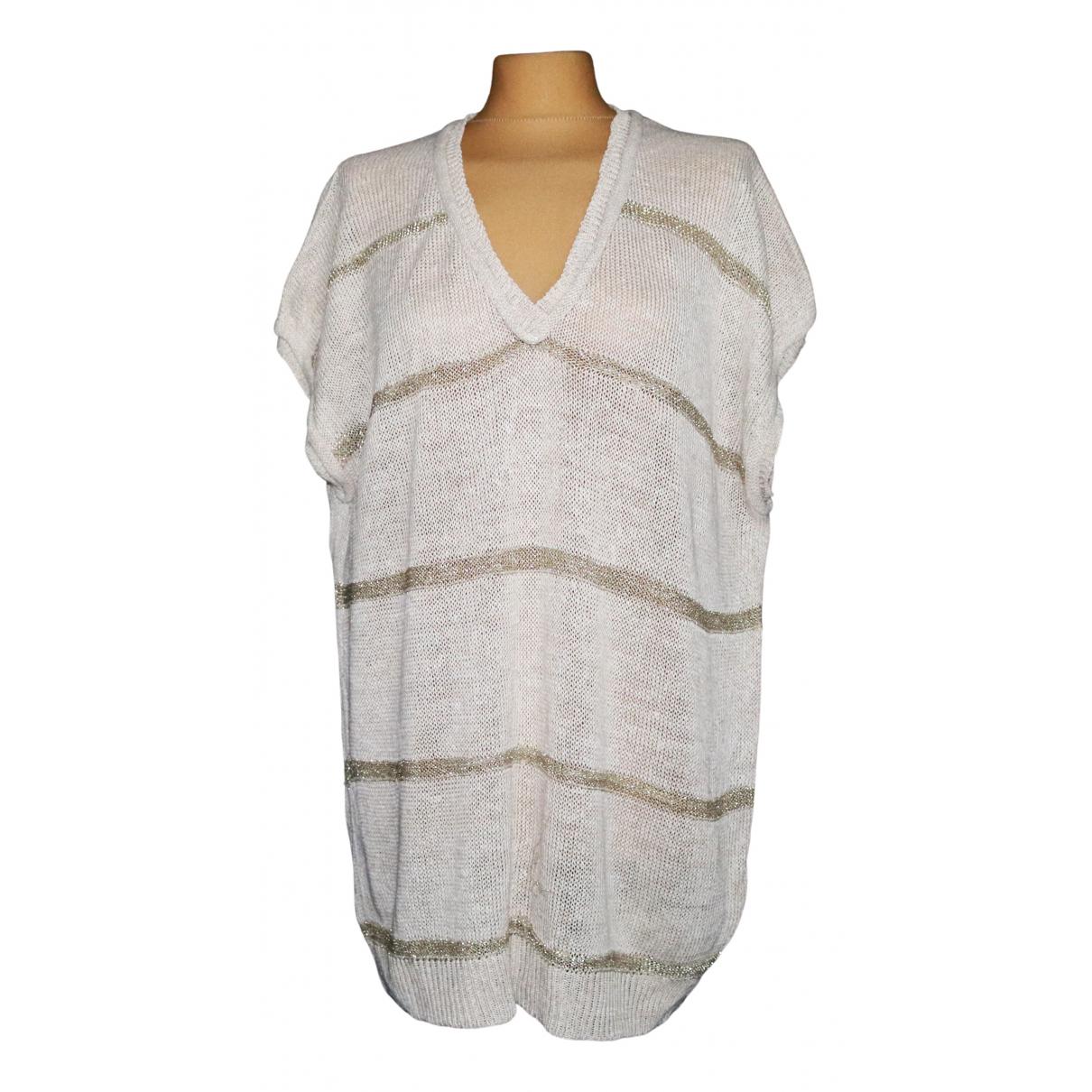 By Malene Birger N Beige Linen Knitwear for Women S International