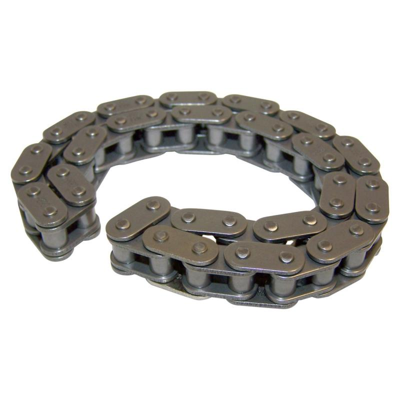 Crown Automotive 4663674AC Jeep Replacement Secondary Timing Chain for Various Dodge, Chrysler & Eagle Vehicles w/ 2.7L