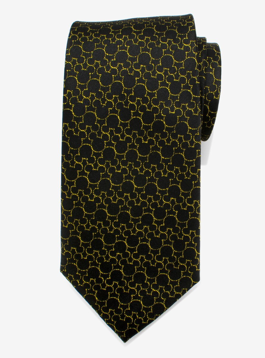 Disney Mickey Compact Silhouette Tie