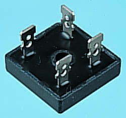 Taiwan Semiconductor GBPC1502 T0, Bridge Rectifier, 15A 200V, 4-Pin GBPC (2)