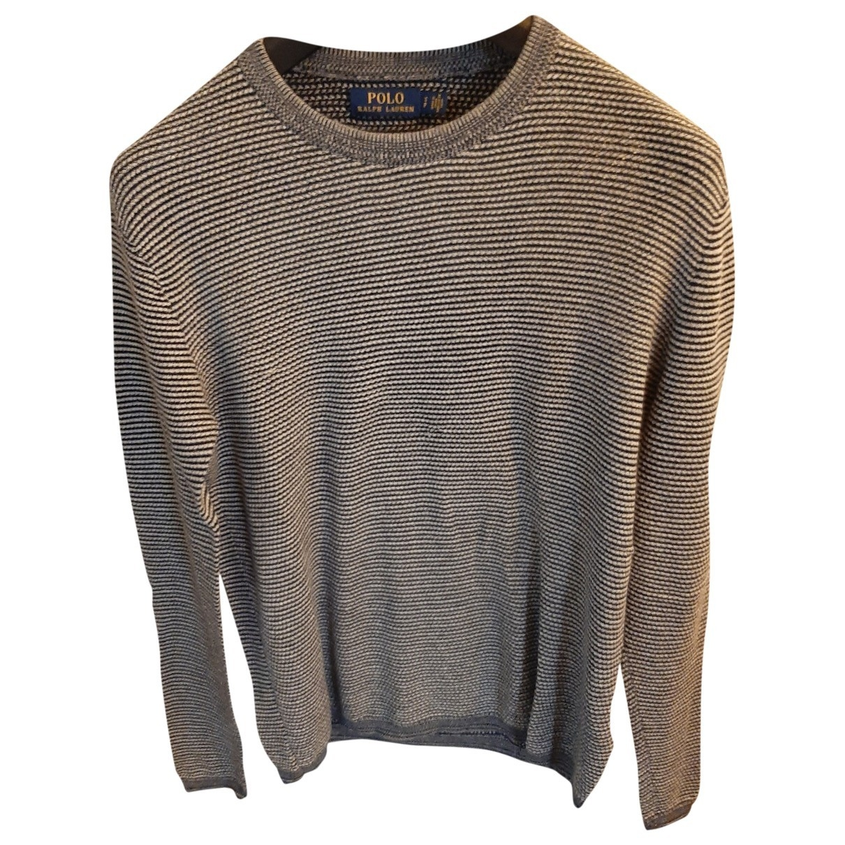 Polo Ralph Lauren \N Pullover.Westen.Sweatshirts  in  Anthrazit Kaschmir