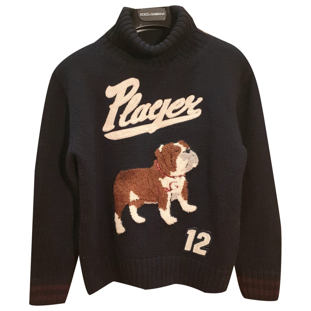D&g \N Navy Wool Knitwear for Kids 6 years - up to 114cm FR