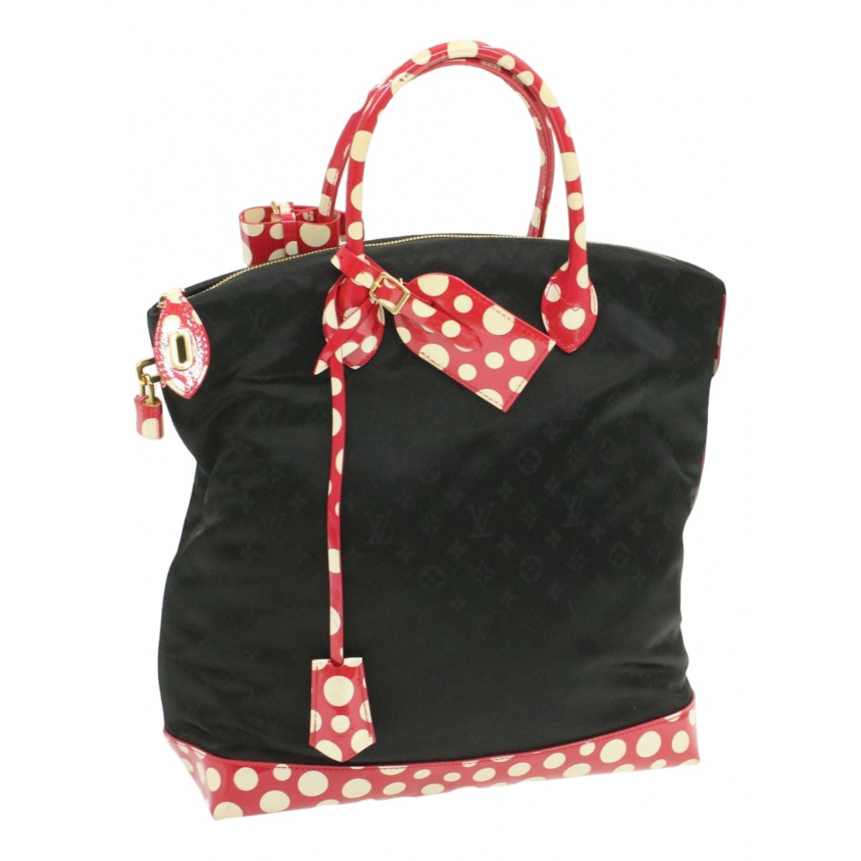 Louis Vuitton Lockit Black handbag for Women N