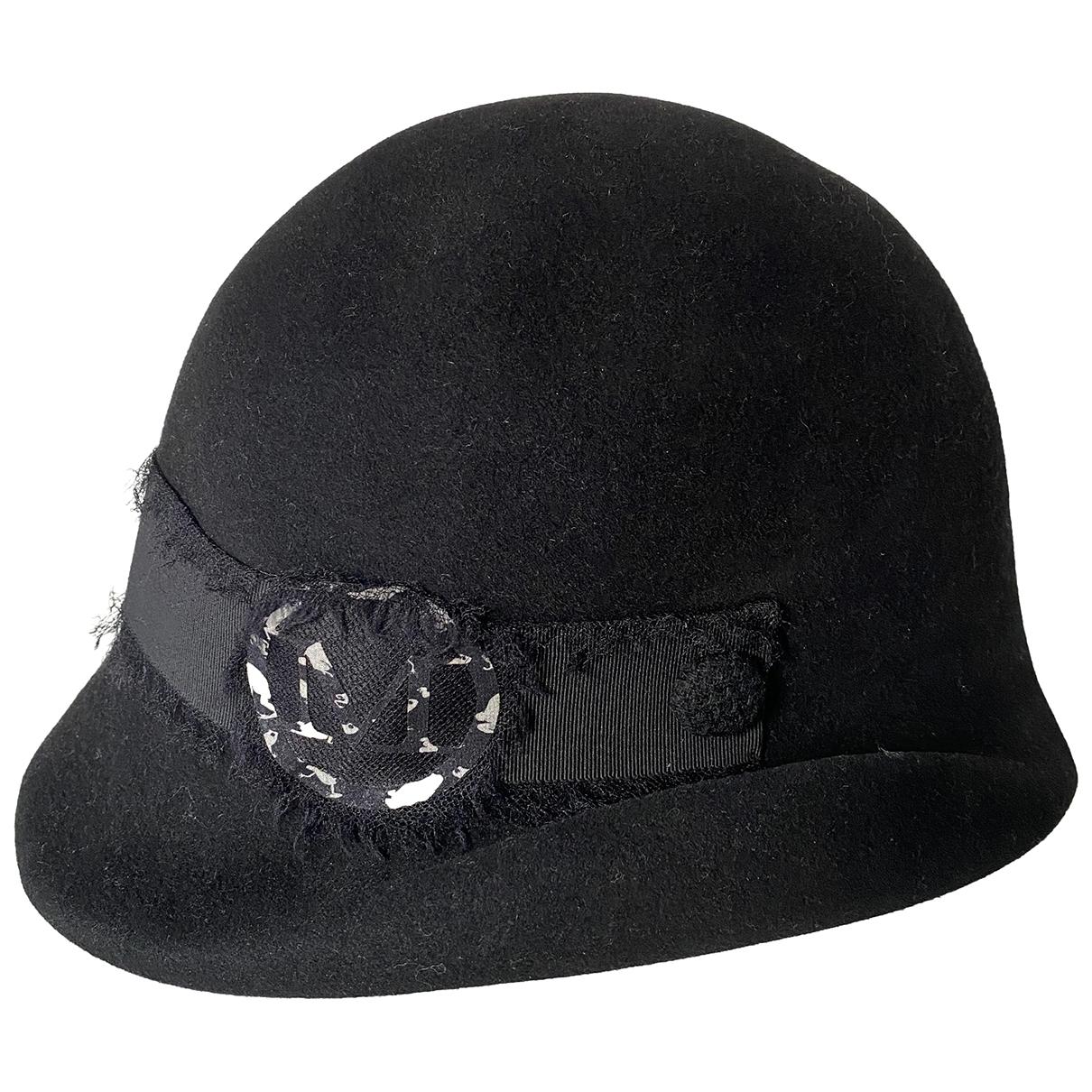 Sombrero de Lana Maison Michel