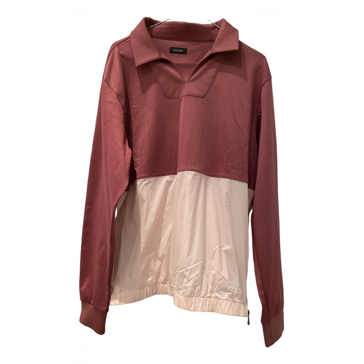 Z Zegna \N Pink Knitwear & Sweatshirts for Men L International