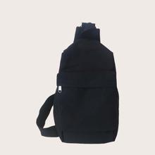 Maenner minimalistische Tasche