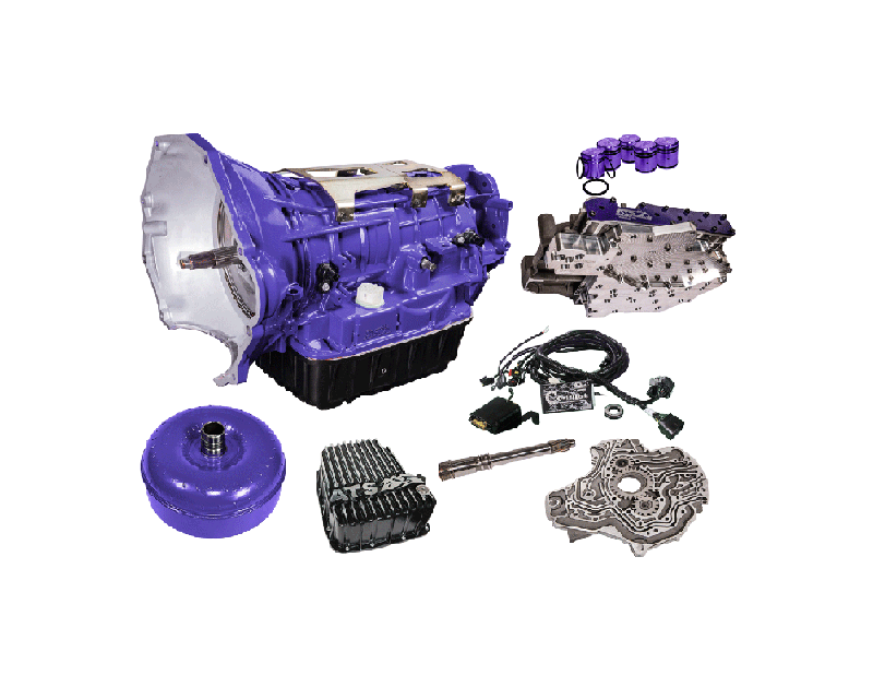 ATS Diesel 3097272464 Stage 2 68RFE 4WD Transmission Package with Co-Pilot and 5 year/500000 Mile Warranty 19-20 RAM 6.7L Cummins