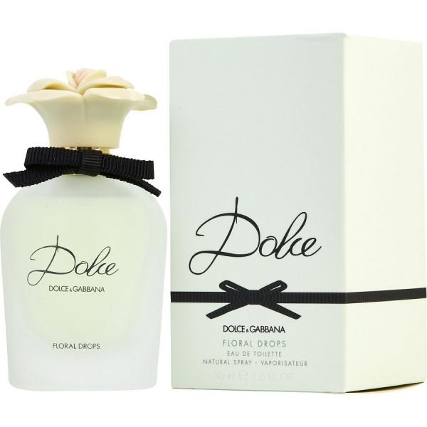 Dolce Floral Drops - Dolce & Gabbana Eau de Toilette Spray 50 ML