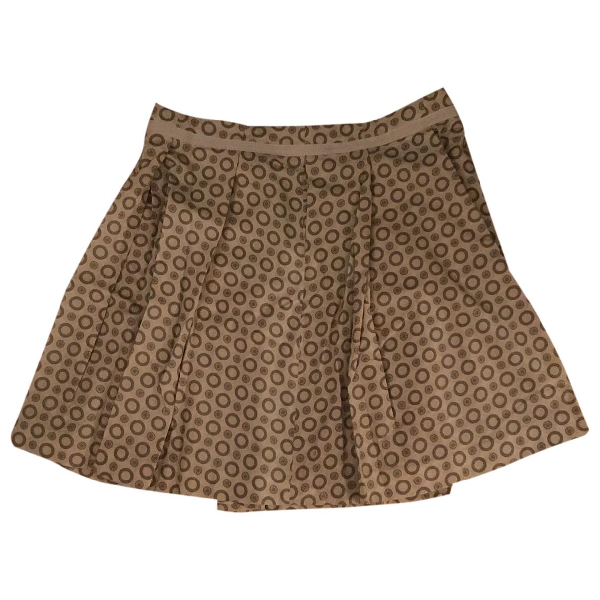 See By Chloe - Jupe   pour femme en coton - beige