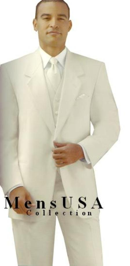 2 button Style jacket Notch Lapel Tuxedo single breasted