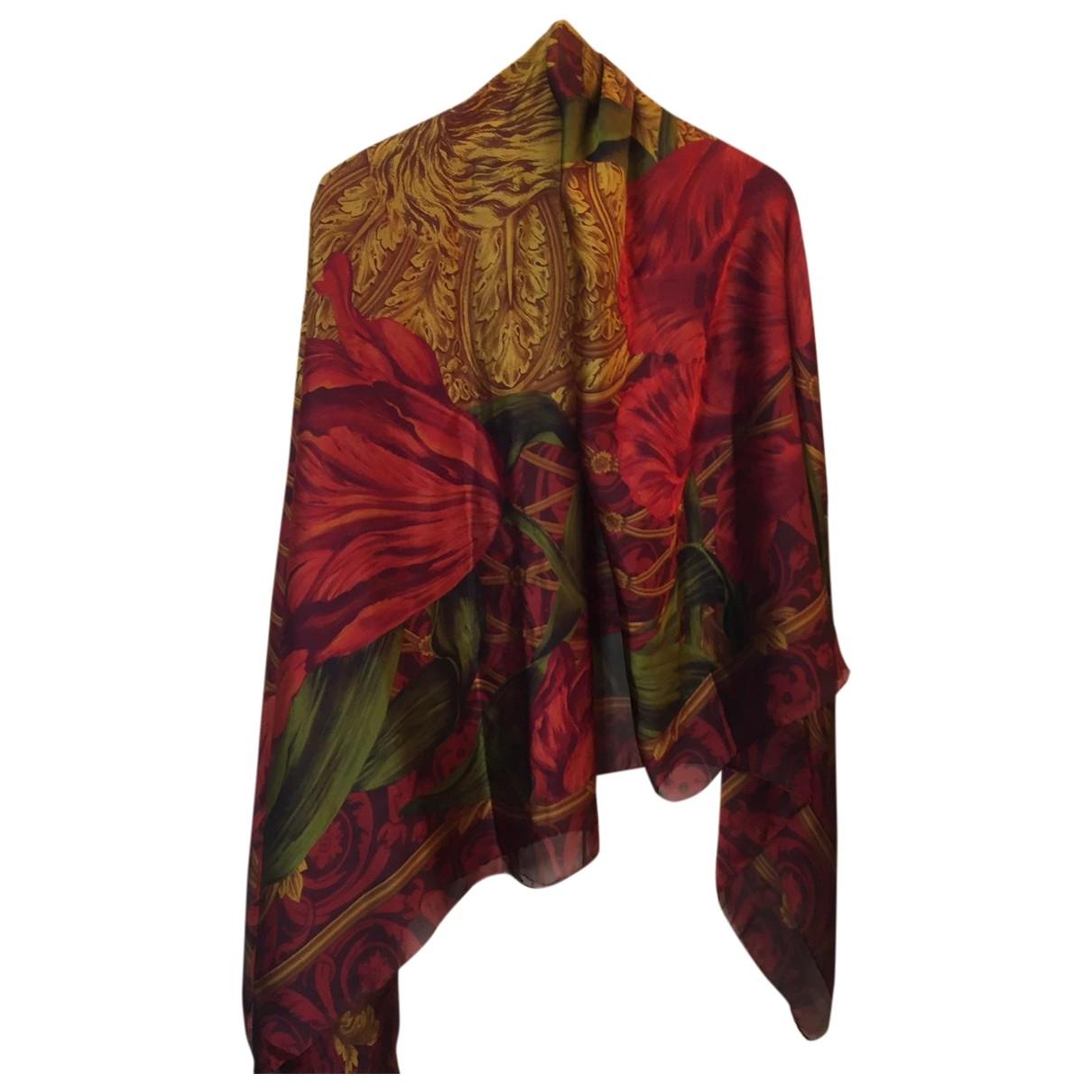 Gianfranco Ferré \N Multicolour Silk scarf for Women \N