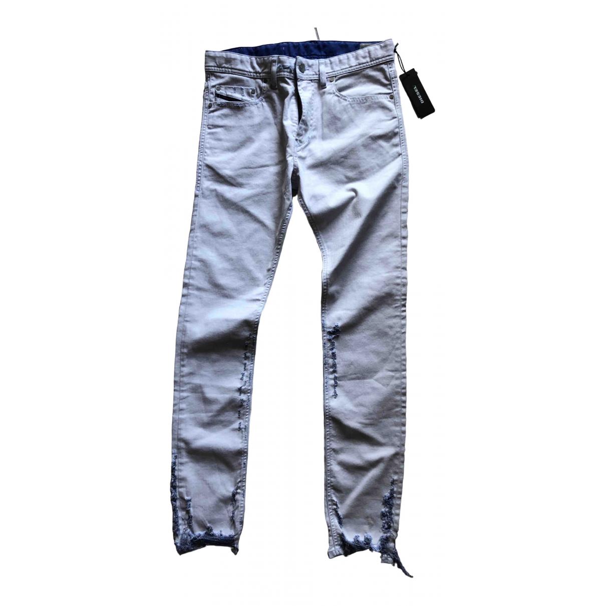 Diesel - Pantalon   pour enfant en denim
