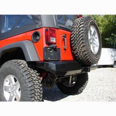Mountain Off Road Enterprises RockProof Rear Bumper (Black) - JRB801PC