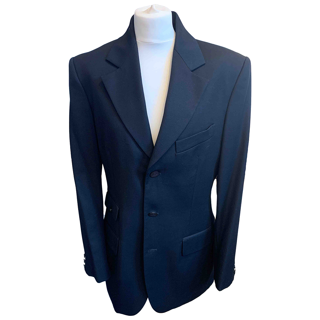 Vivienne Westwood - Costumes   pour homme en laine - noir
