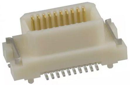 Hirose , DF17, 70 Way, 2 Row, Straight PCB Header (1000)