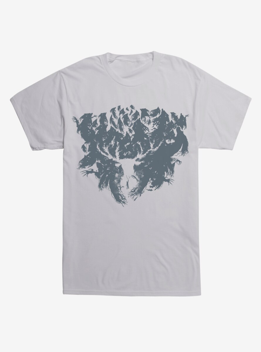 Harry Potter Deer Dementors T-Shirt