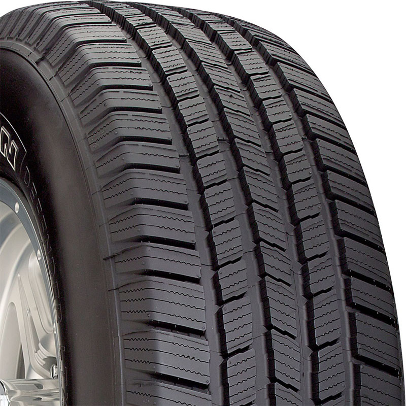 Michelin 01235 Defender LTX MS 255 65 R16 109T SL OWL