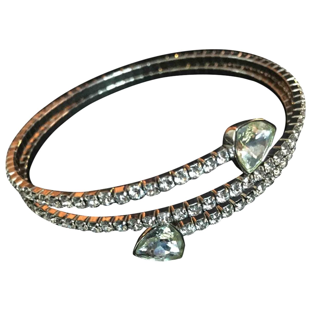 Swarovski Slake Armband in  Silber Metall