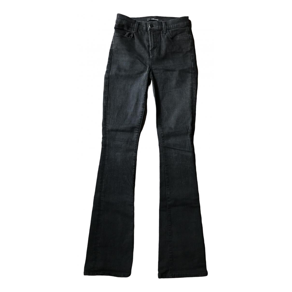 J Brand \N Black Denim - Jeans Trousers for Women XS International