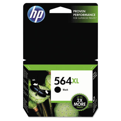 HP 564XL CN684WN Original Black Ink Cartridge High Yield