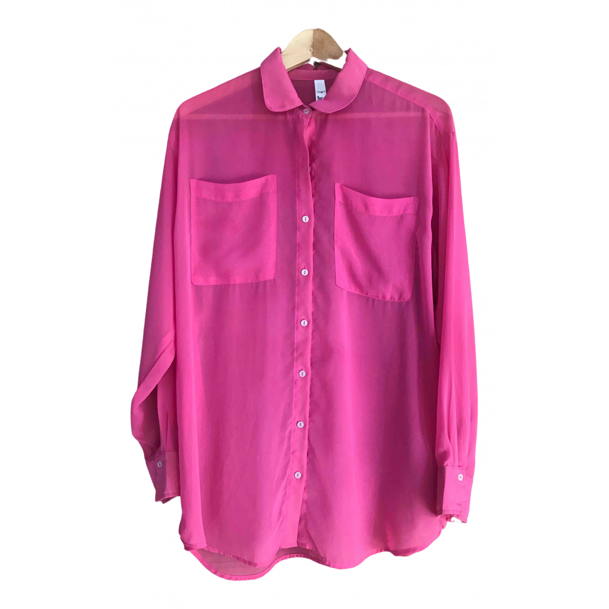 American Apparel \N Pink  top for Women One Size International