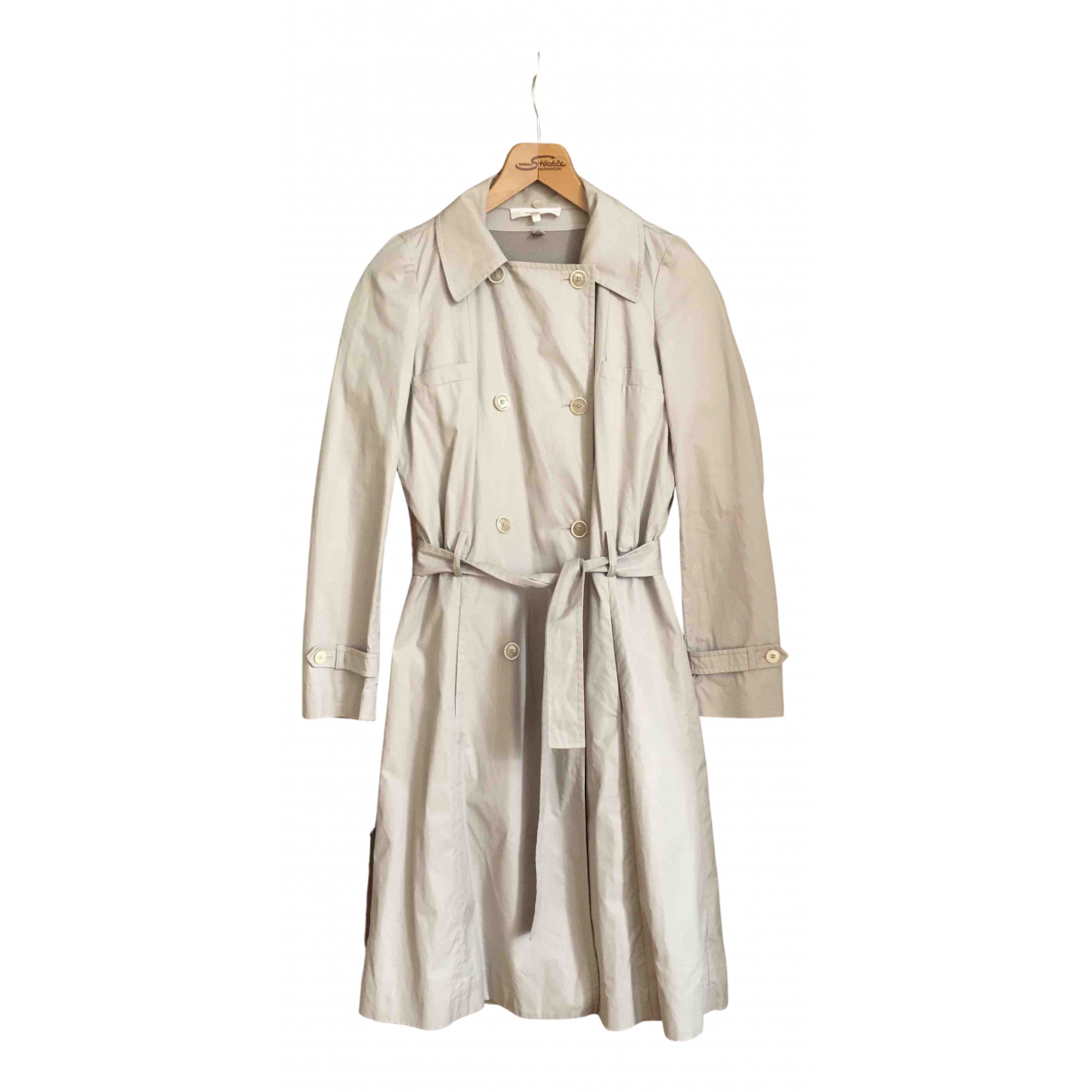 Vanessa Bruno N Beige Wool coat for Women S International