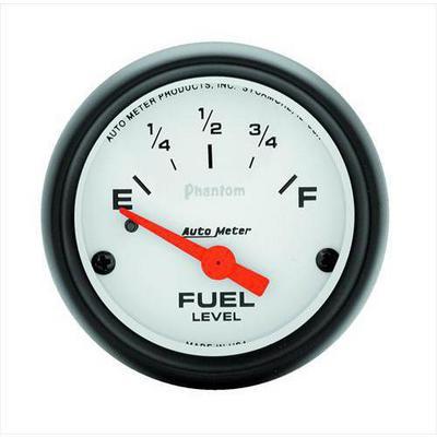 Auto Meter Phantom Electric Fuel Level Gauge - 5716