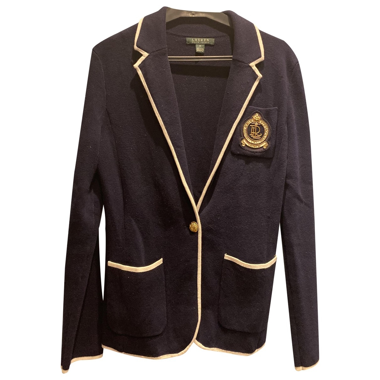 Lauren Ralph Lauren \N Navy Cotton jacket for Women M International