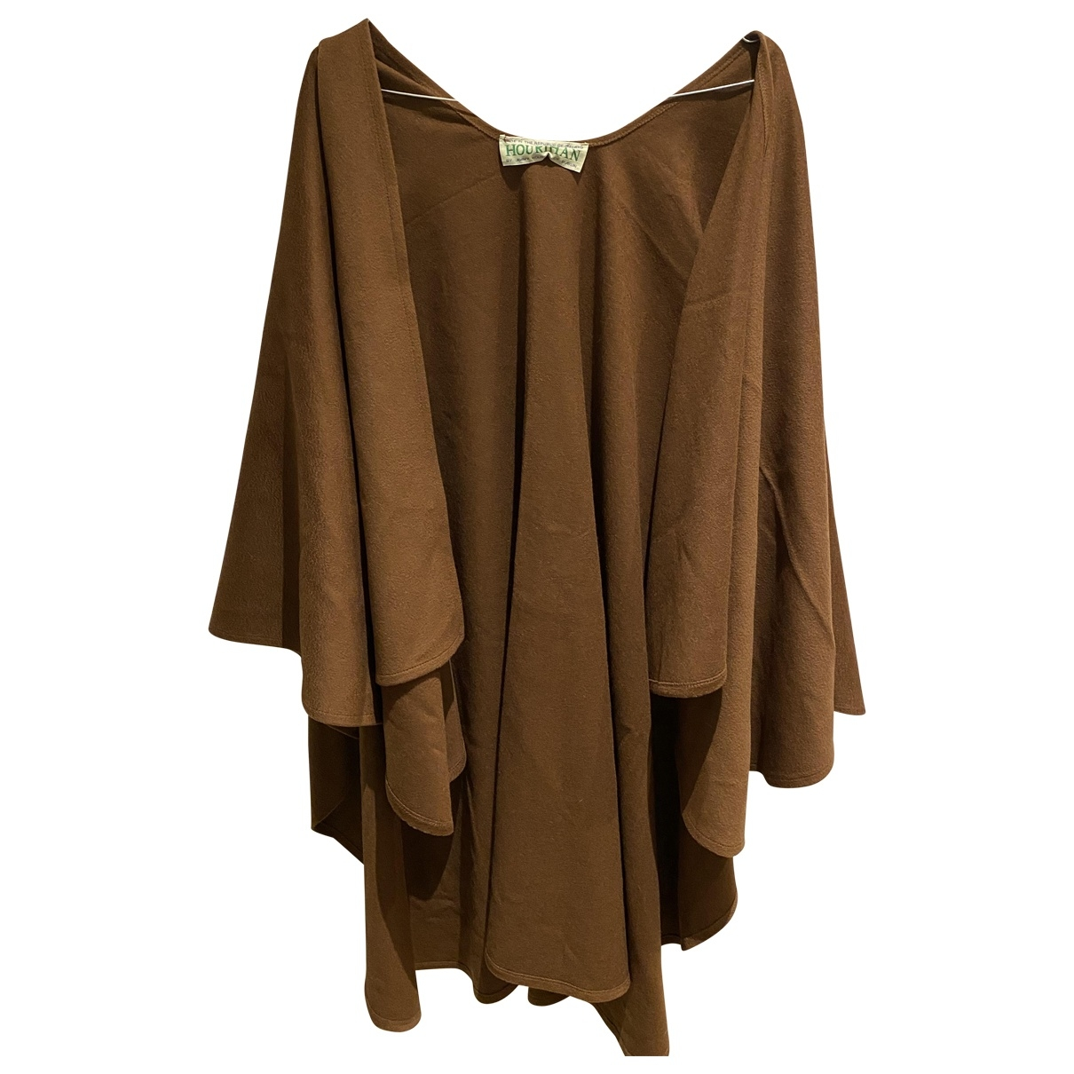 Non Signé / Unsigned \N Brown Wool jacket for Women One Size FR