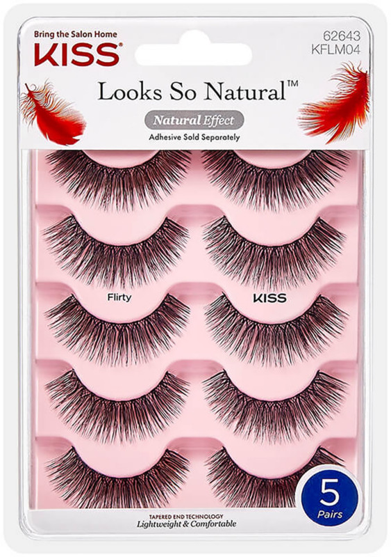 Looks So Natural Lash Flirty, Multipack