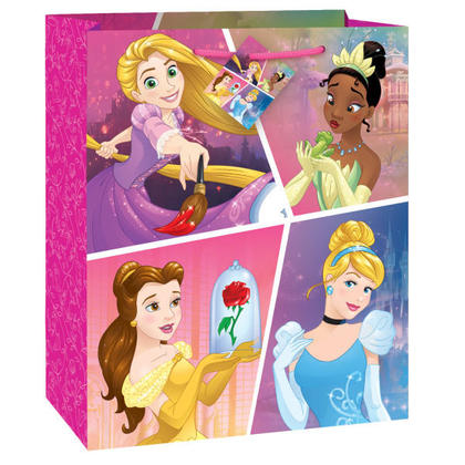 Princess 1 Large Gift Bag Pour la fête d'anniversaire