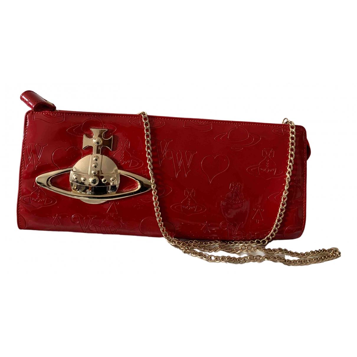 Vivienne Westwood - Pochette   pour femme - rouge
