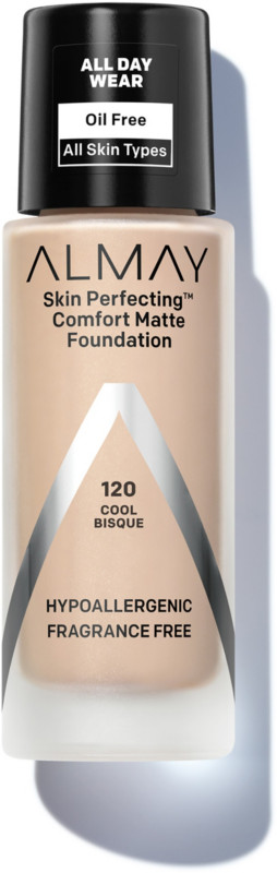 Skin Perfecting Comfort Matte Foundation - 120 Cool Bisque (Cool Bisque)