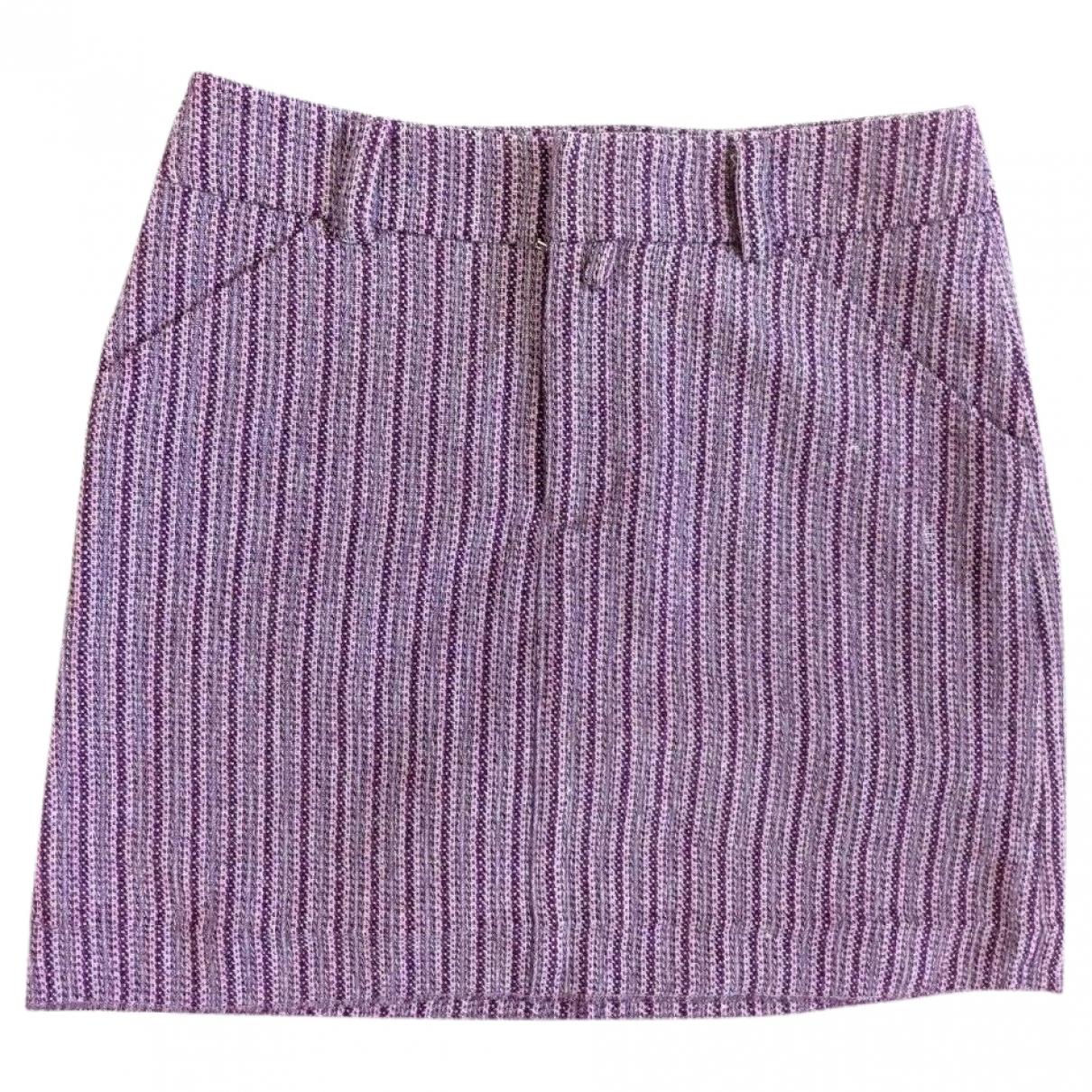 Filippa K \N Purple Wool skirt for Women XS International