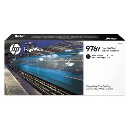 HP 976Y L0R08A cartouche d'encre PageWide originale noire extra haute capacité