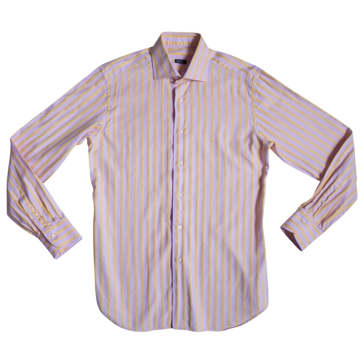 Emanuel Ungaro \N Hemden in  Rosa Baumwolle